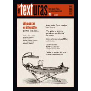 TEXTURAS 39: EL ECOSISTEMA DEL LIBRO