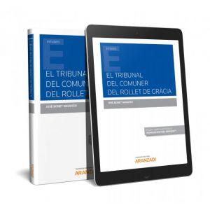 EL TRIBUNAL DEL COMUNER DEL ROLLET DE GRACIA (PAPEL + E-BOOK)