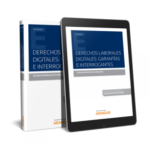 DERECHOS LABORALES DIGITALES: GARANTIAS E INTERROGANTES (PAPEL + E-BOOK)