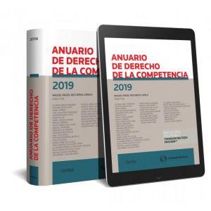 ANUARIO DE DERECHO DE LA COMPETENCIA 2019 (PAPEL + E-BOOK)