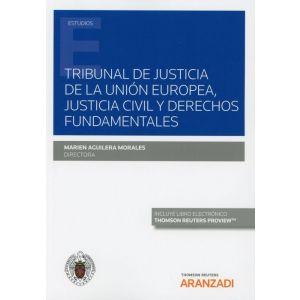 TRIBUNAL DE JUSTICIA DE LA UNION EUROPEA  JUSTICIA CIVIL
