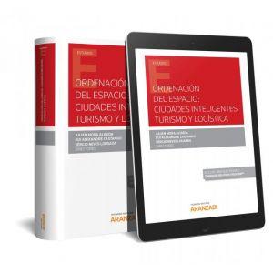 ORDENACION DEL ESPACIO: CIUDADES INTELIGENTES  TURISMO Y LOGISTICA (PAPEL + E-BO