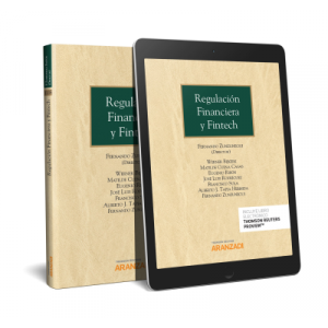 REGULACION FINANCIERA Y FINTECH (PAPEL + E-BOOK)