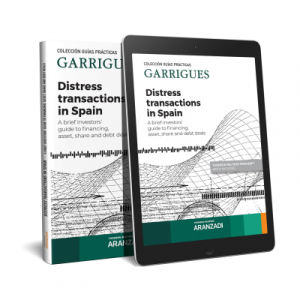 DISTRESS TRANSACTIONS IN SPAIN (PAPEL + E-BOOK)