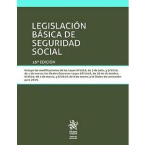 LEGISLACION BASICA DE SEGURIDAD SOCIAL + EBOOK GRATIS