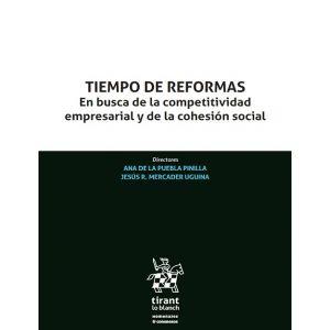 TIEMPO DE REFORMAS