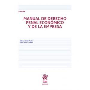 MANUAL DE DERECHO PENAL ECONOMICO Y DE LA EMPRESA + EBOOK GRATIS