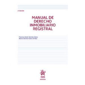 MANUAL DE DERECHO INMOBILIARIO REGISTRAL + EBOOK GRATIS