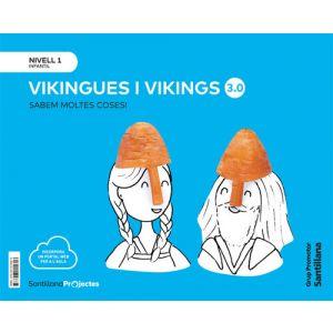 NIVELL 1 VIKINGUES 3.0 CATAL ED21