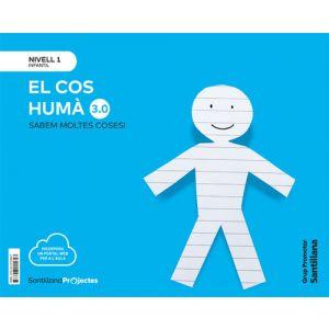NIVELL 1 EL COS HUMA 3.0  CATAL ED21