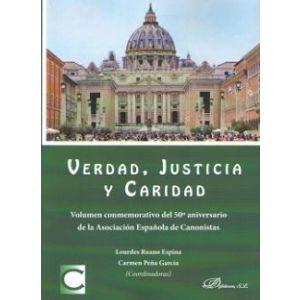 VERDAD  JUSTICIA Y CARIDAD