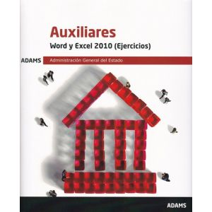 AUXILIARES WORD Y EXCEL 2010 (EJERCICIOS)