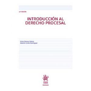 INTRODUCCION AL DERECHO PROCESAL + EBOOK GRATIS