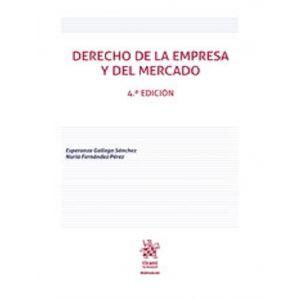 DERECHO DE LA EMPRESA Y DEL MERCADO + EBOOK GRATIS