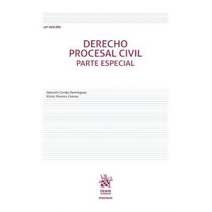DERECHO PROCESAL CIVIL PARTE ESPECIAL