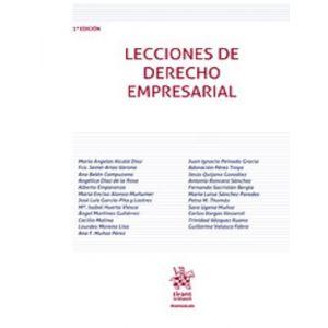 LECCIONES DE DERECHO EMPRESARIAL + EBOOK GRATIS