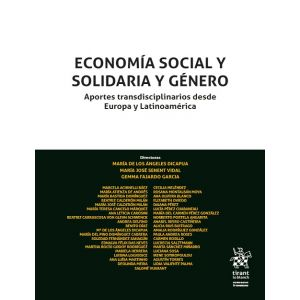 ECONOMIA SOCIAL Y SOLIDARIA Y GENERO