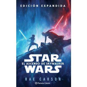 STAR WARS EPISODIO IX EL ASCENSO DE SKYWALKER (NOV