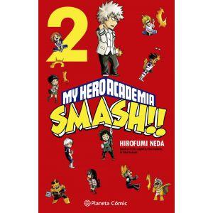 MY HERO ACADEMIA SMASH Nº02/05