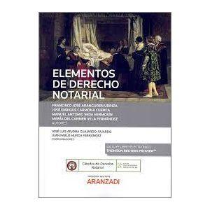 PACK ELEMENTOS DE DERECHO NOTARIAL