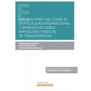PACK IMPLICACIONES DEL COVID-19 EN FISCALIDAD INTERNACIONAL CONVENIOS DE DOBLE