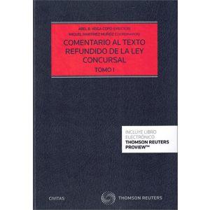 PACK COMENTARIO AL TEXTO REFUNDIDO DE LA LEY CONCURSAL 2 TOMOS