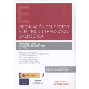 PACK REGULACION DEL SECTOR ELECTRICO Y TRANSICION ENERGETICA