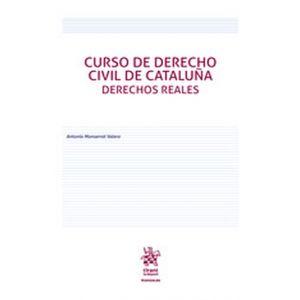 CURSO DE DERECHO CIVIL DE CATALUÑA. DERECHOS REALES