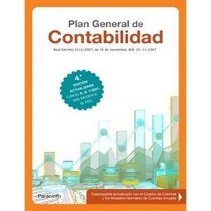 PLAN GENERAL DE CONTABILIDAD 4ª ED 2021