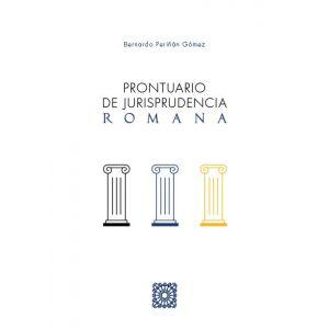 PRONTUARIO DE JURISPRUDENCIA ROMANA