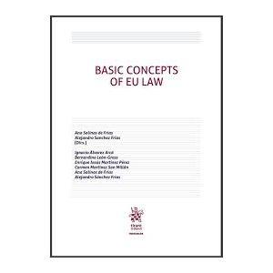BASIC CONCEPTS OF EU LAW + LECTURA GRATIS EN LA NUBE