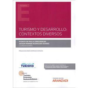 TURISMO Y DESARROLLO CONTEXTOS DIVERSOS