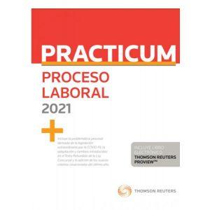 PACK PRACTICUM PROCESO LABORAL 2021