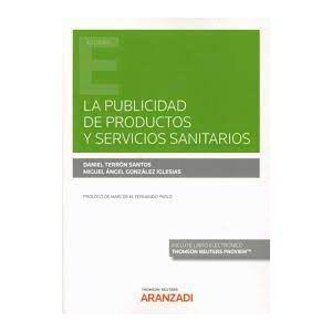 PACK LA PUBLICIDAD DE PRODUCTOS Y SERVICIOS SANITARIOS