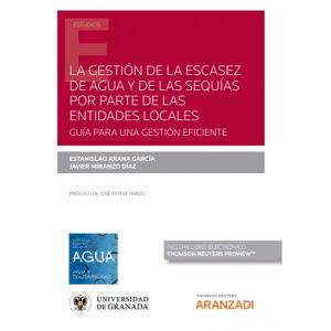 PACK LA GESTION DE LA ESCAEZ DE AGUA Y DE LAS SEQUIAS PR PARTE DE LAS ENTIDADES