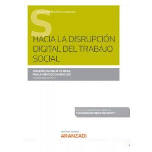 PACK HACIA LA DISRUPCION DIGITAL DEL TRABAJO SOCIAL