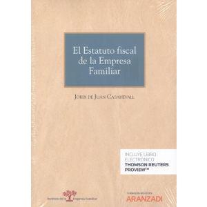PACK ESTATUTO FISCAL EN LA EMPRESA FAMILIAR