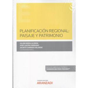 PACK PLANIFICACION REGIONAL PAISAJE Y PATRIMONIO