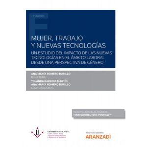 PACK MUJER TRABAJO Y NUEVAS TECNOLOGÍA