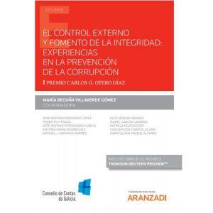 PACK EL CONTROL EXTERNO Y FOMENTO DE LA INTEGRIDAD EXPERIENCIA EN LA PREVENCION