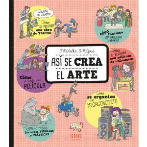 ASI SE CREA EL ARTE