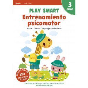 ENTRENAMIENTO PSICOMOTOR 5 3AÑOS 21 PLAY SMART GAKKEN