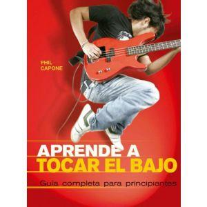 APRENDE A TOCAR EL BAJO GUIA COMPLETA PARA PRINCIPIANTES