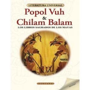 POPOL VUH & CHILAM BALAM
