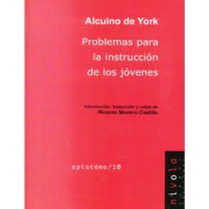 PROBLEMAS PARA LA INSTRUCCION DE LOS JOVENES