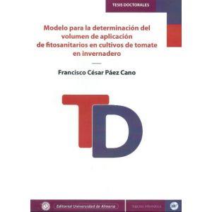 MODELO PARA LA DETERMINACION DEL VOLUMEN DE APLICACION DE FITOSANITARIOS EN CULT