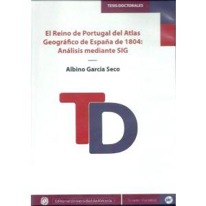 EL REINO DE PORTUGAL DEL ATLAS GEOGRAFICO DE ESPAÑA DE 1804: ANALISIS MEDIANTE S