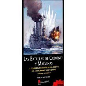 LAS BATALLAS DE CORONES Y MALVINAS