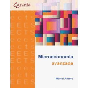 MICROECONOMIA  AVANZADA