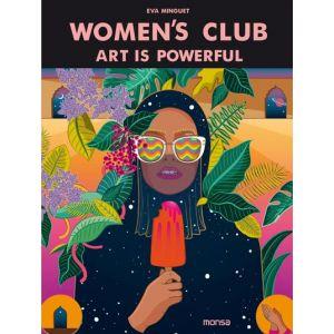 WOMEN´S CLUB. ART IS POWERFUL